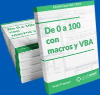 De 0 a 100 con macros y VBA