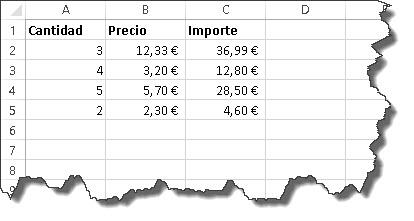 referencias fórmulas Excel