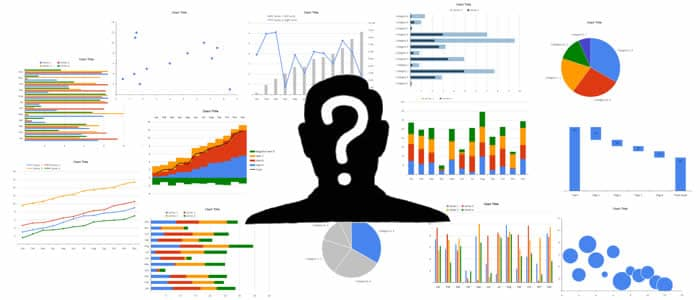 Elige el mejor tipo de gráfico en Excel para una presentación más profesional