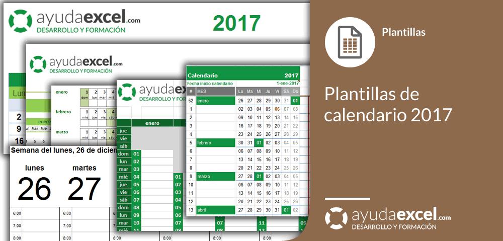 Descubre las plantillas Excel gratis de Ayuda Excel