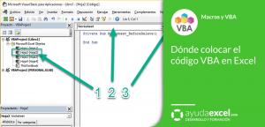 Codigo vba Excel