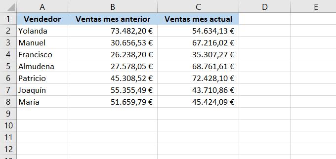 contar filas tabla sumaproducto excel