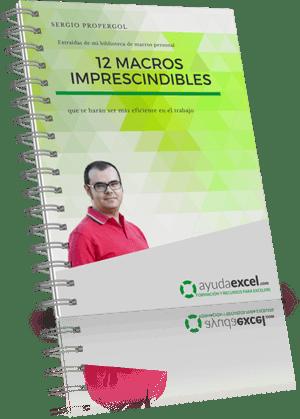 12 Macros imprescindibles