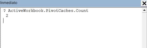 contar cache dinamica libro vba