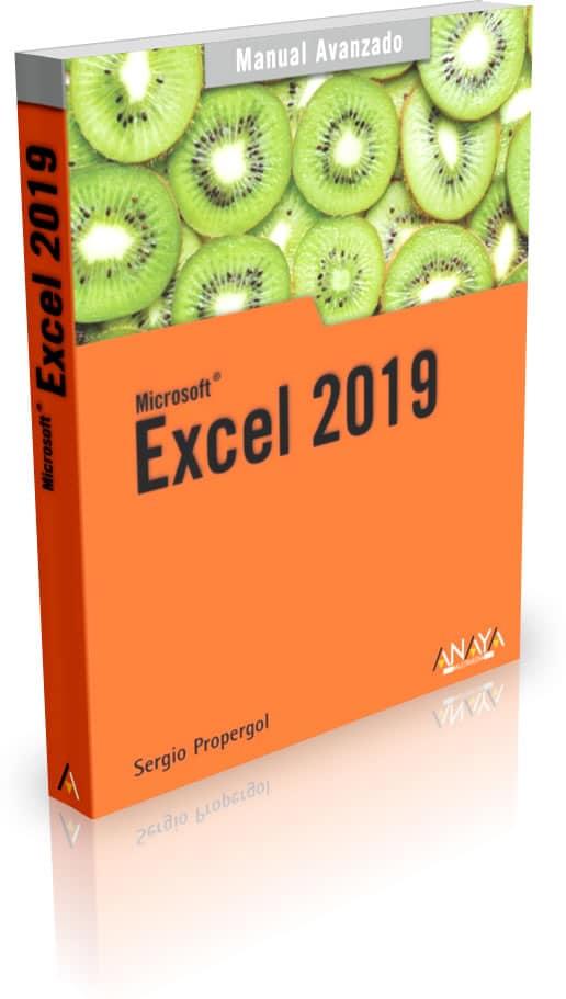 manual excel 2019 avanzado