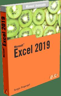 manual avanzado excel 2019